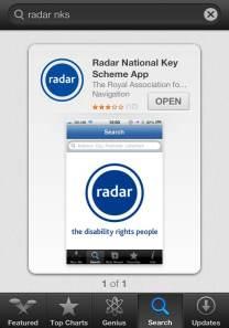 Radar NKS App